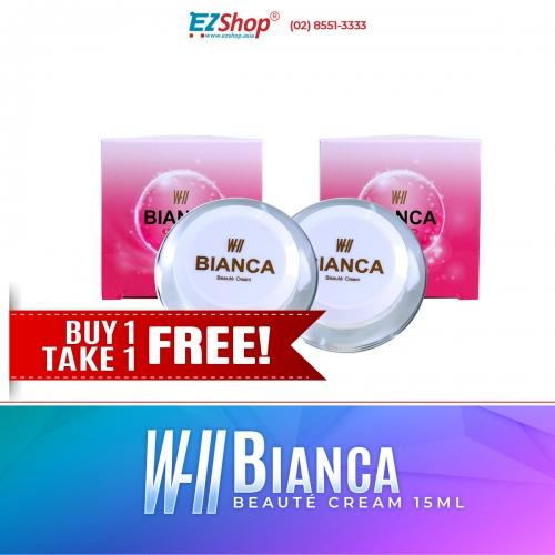 W-II Bianca Beauty Cream 15 mL BUY 1 TAKE 1 FOR FREE!!!