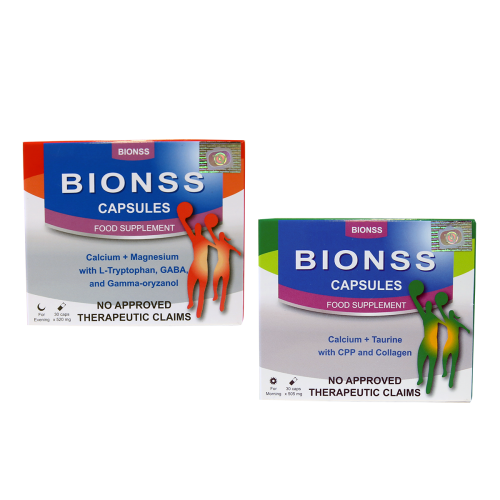 BIONSS SET (for Day and Night)