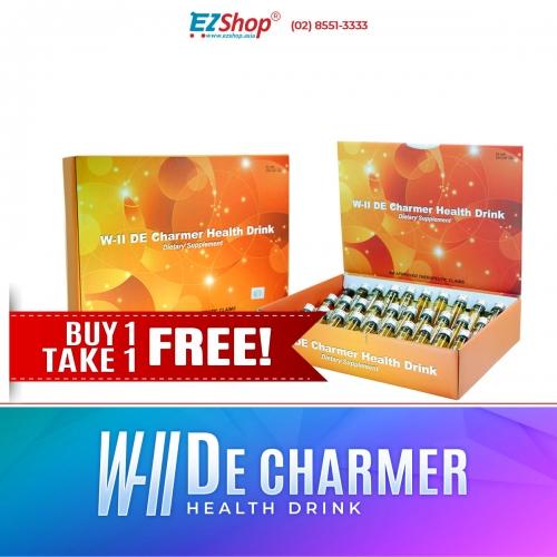 W-II De Charmer Health Drink  BUY 1 TAKE 1