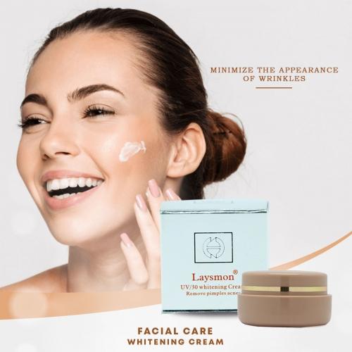 Laysmon UV30 Whitening Cream
