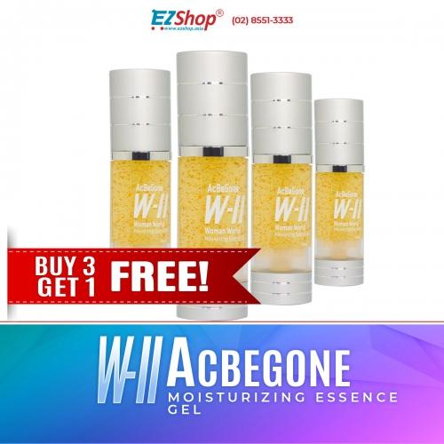 WII AcBeGone Moist Gold Essence Gel BUY 3 TAKE 1 FREE!!!