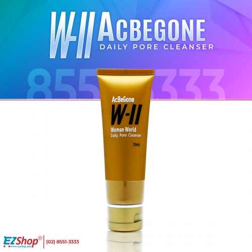 WII Acbegone Daily Pore Cleanser Buy 3 Take 1!!!
