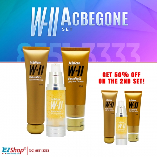 New Acbegone Set BUY 2 FOR THE PRICE OF 3,870!!!